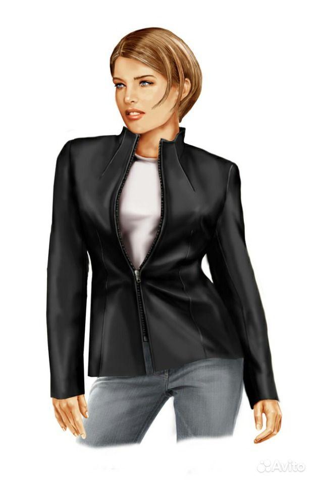 Фото и выкройки женских курток