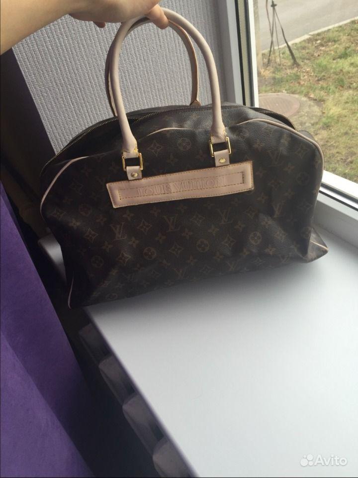 Купить дорожные сумки и чемоданы Louis Vuitton Луи Виттон