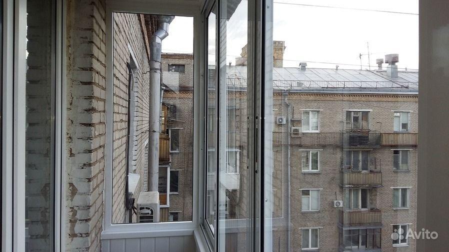 Остекление и ремонт балконов. москва объявление-19999.
