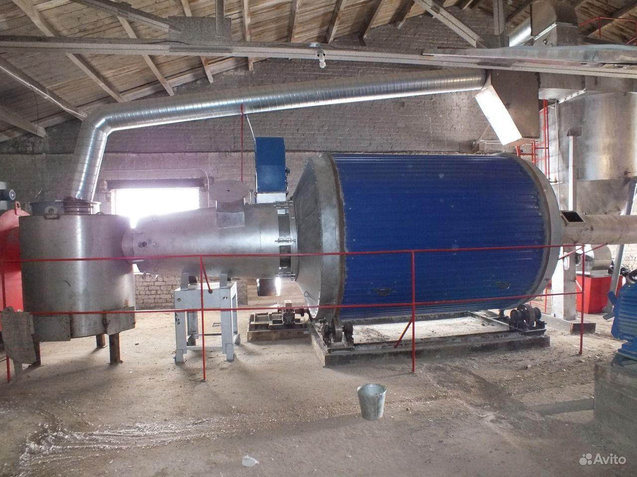 Производство топливных гранул пеллет. Калужская область, Киров