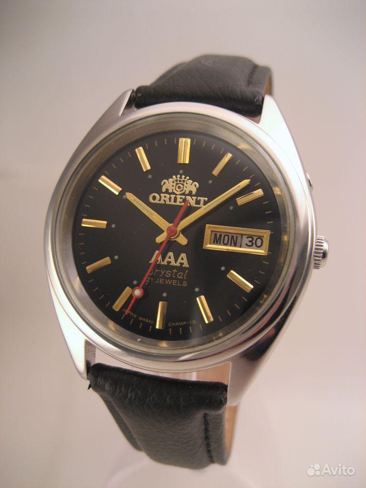 Часы мужские оригинальные купить в Москве в