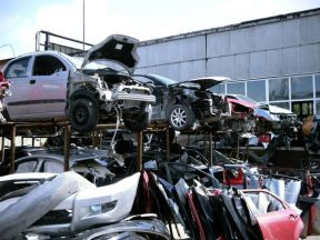 Запчасти с авторазбора Lexus RX в Екатеринбурге