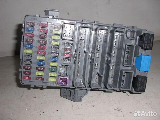 Блок предохранителей Honda