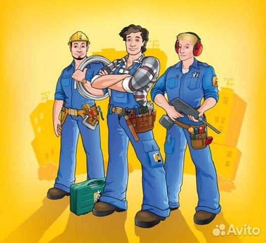 Бригада 7 строителей ищет работу в СПб и - Санкт