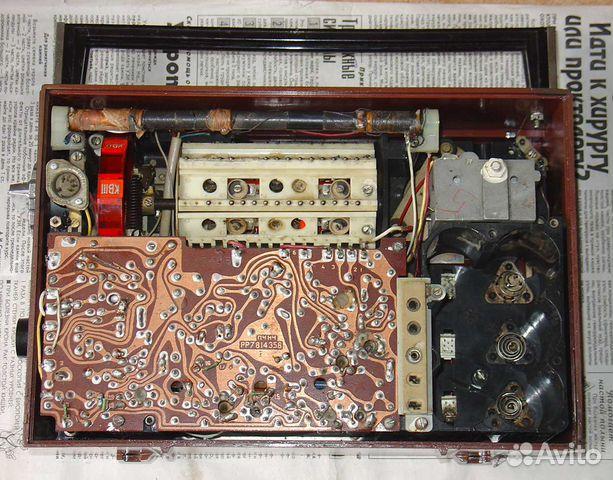 Радиоприемник вэф-202 (набор