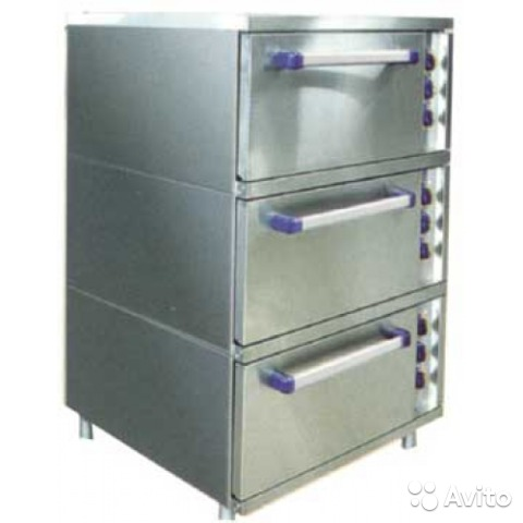 Шкаф жарочный шжэ-3