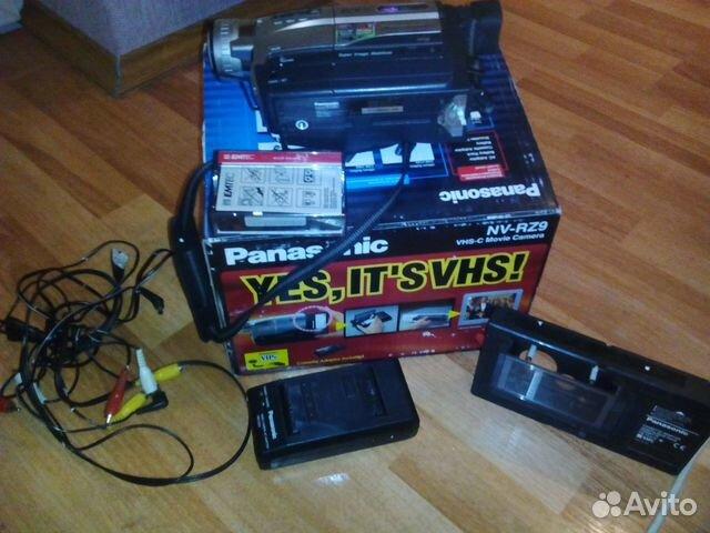 Продам видеокамеру Panasonic nv-rz9 купить 1