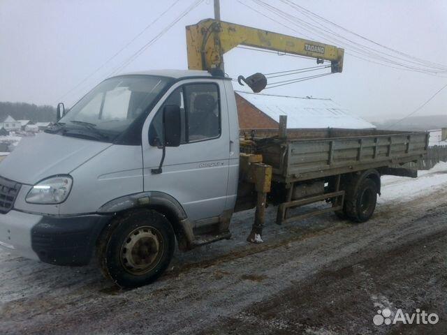 Продажа кранов-манипуляторов (КМУ) ГАЗ новых и б у