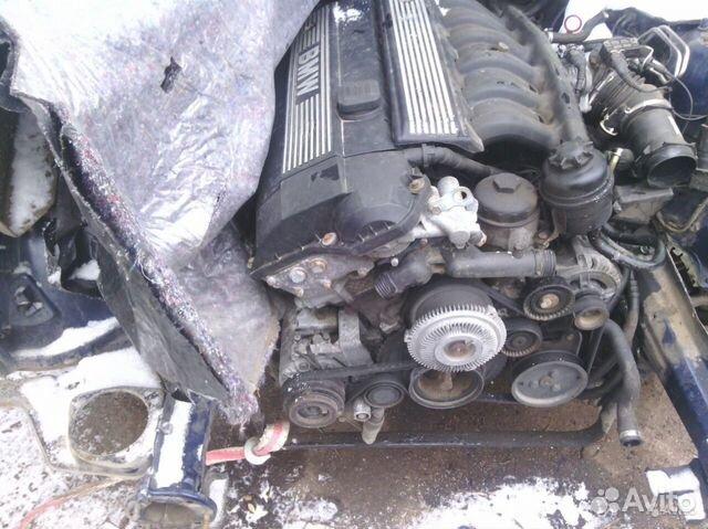 Бмв с двигателем м52