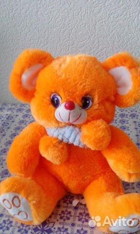 Мишка мягкая игрушка 89530521125 купить 1