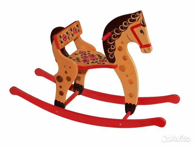 Деревянные лошадки-качалки своими руками
