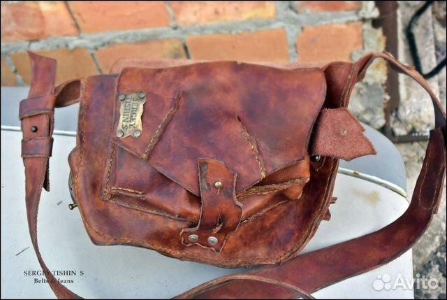 Кожаные сумки ручной работы в москве