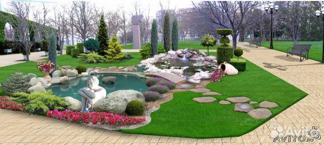 Ландшафтный дизайн вакансии краснодар