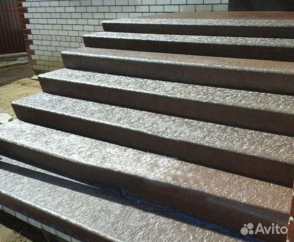 Ступени для уличной лестницы 89107401215 купить 1