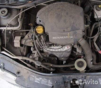 Какой двигатель лучше у рено логан