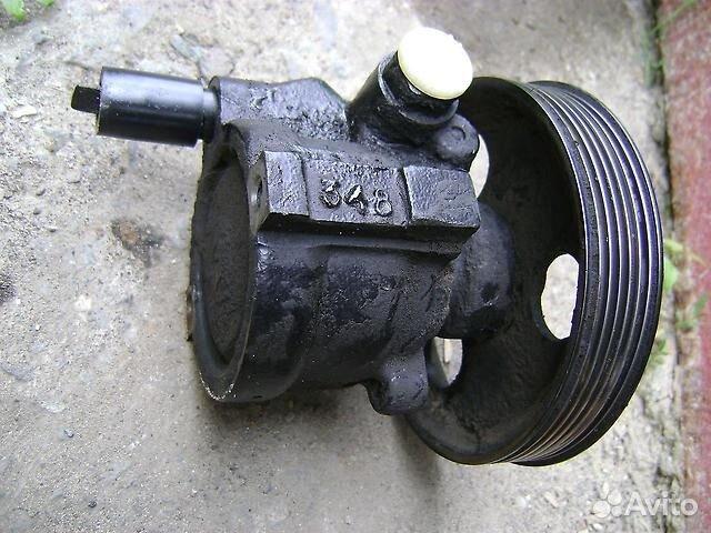 Замена клапана гидроусилителя на логане своими руками