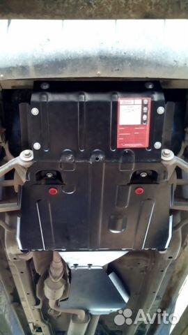 Защита двигателя нива-шевроле сделать самому