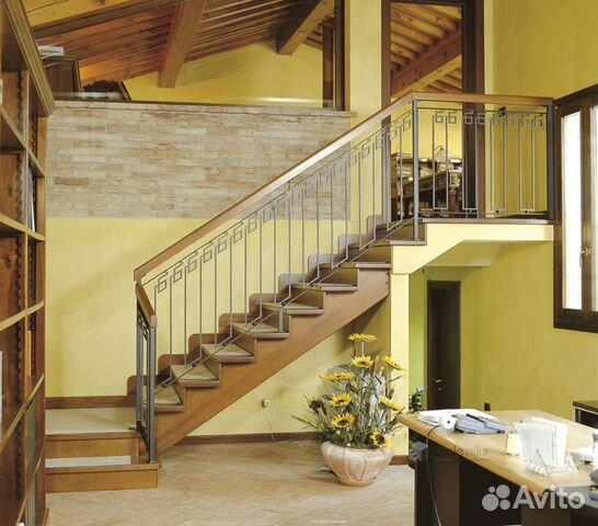 Лестницы на второй этаж своими руками в частном доме фото дерево