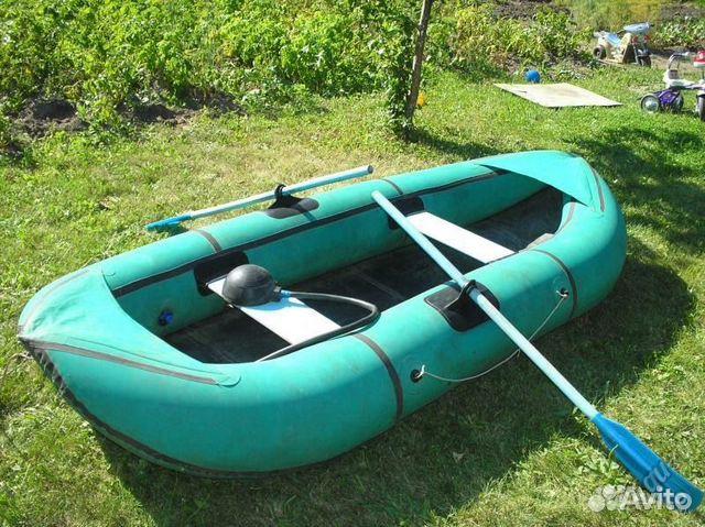 Где купить резиновую лодку в караганде