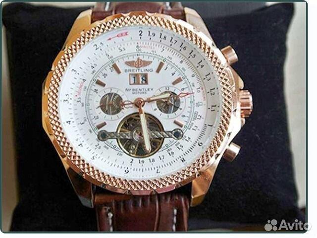 Bentley часы