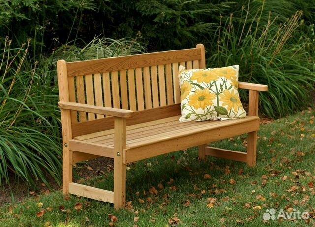 Сделать садовая мебель