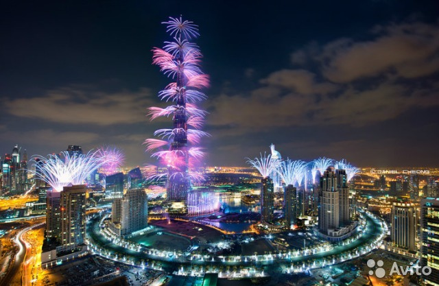 Оаэ из екатеринбурга новый год