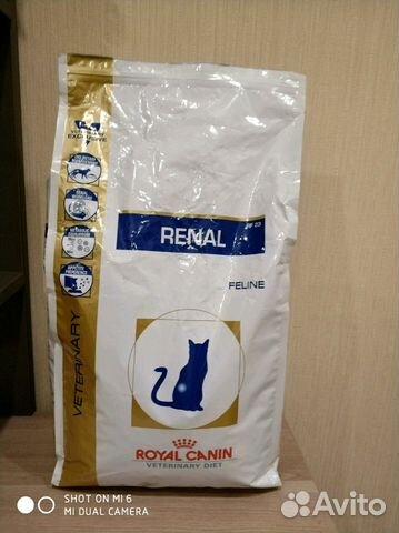 Корм royal canin renal rf23