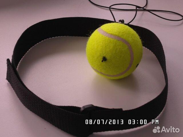 Теннисный шарик своими руками 952