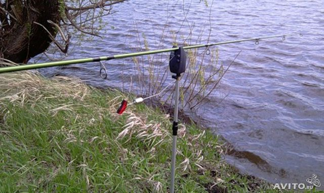 рыбалка ловля с сигнализатором