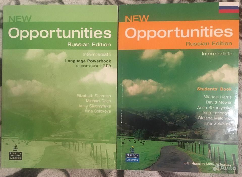 New Opportunities Intermediate Решебник I