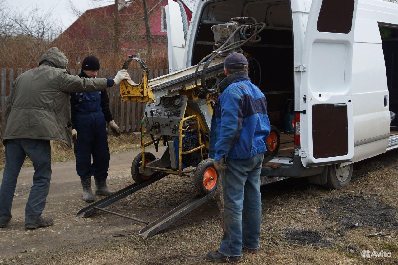 Водопровод. Бурение. Подключение скважин.Отопление купить на Вуёк.ру - фотография № 7