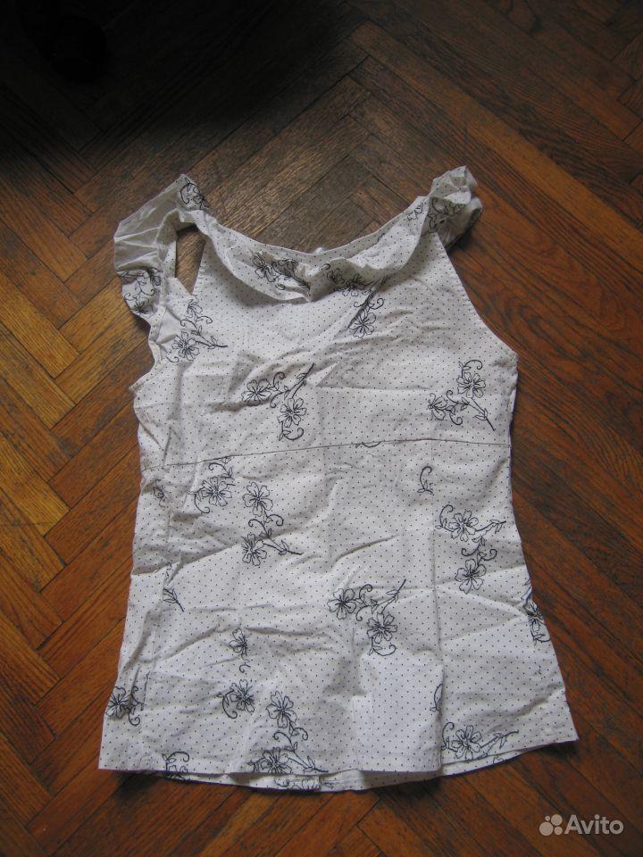 Штани блузка школьная форма 38