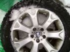 Зима шипы Bridgestone Ice Cruiser на дисках X5 e70