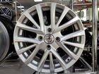 Новые литые диски R15 4 100 NZ 704 S