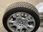 Зимняя нешипованная резина BMW X1