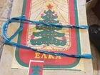 Новогодняя ёлка 160 см, СССР