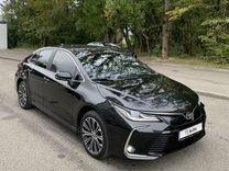 Toyota Corolla 1.6CVT, 2020, 74000км