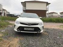 Toyota Camry, 2016 г., Санкт-Петербург