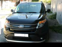 Ford Explorer 5 Форд Эксплорер 5 2013 г запчасти