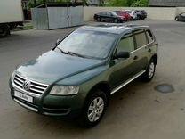 Volkswagen Touareg, 2003 г., Москва
