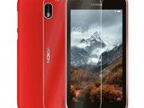 Защитное стекло Nokia 1