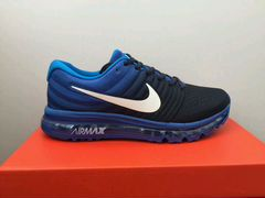Кроссовки Nike Air Max 2017 blue/black