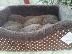 Лежанка для кошек и собак новая