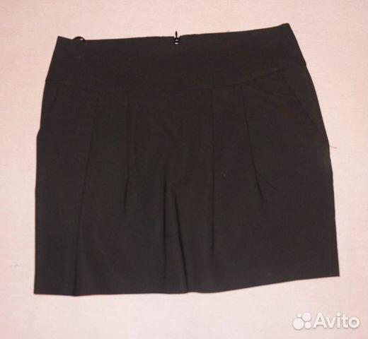 Черная юбка бифри