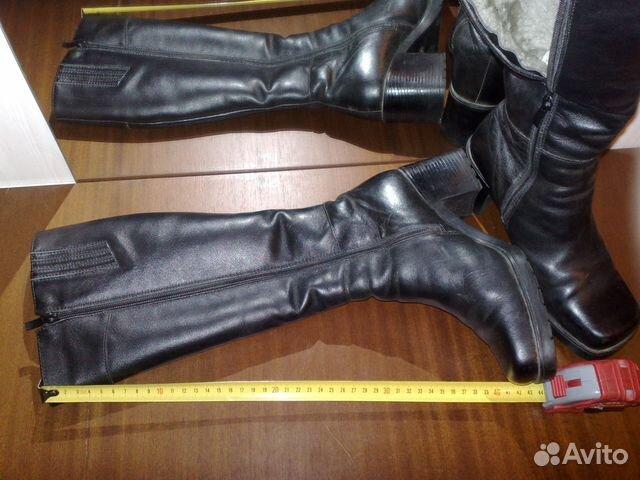 d743e201b Сапоги женские зимние натуральный мех купить в Санкт-Петербурге на ...