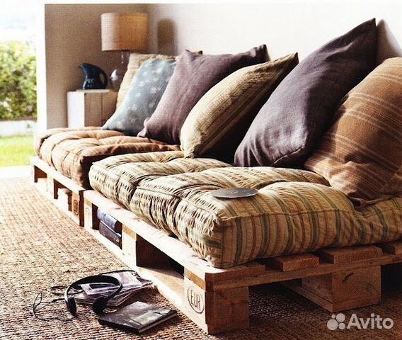 Мебель из паллет илимчанка - aa4a