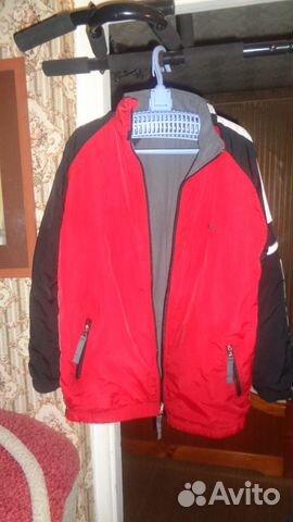 56d76211 Куртка nike двусторонняя купить в Московской области на Avito ...