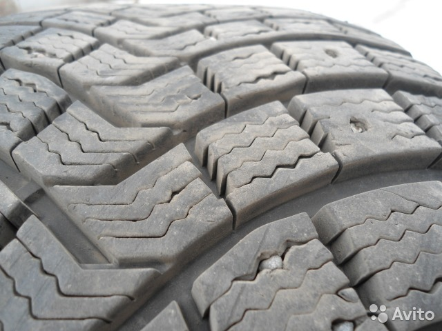 Michelin Latitude XIN2 на R20 275/45 4шт Germany— фотография №1