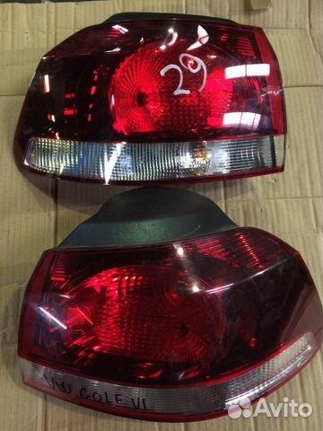 Задний фонарь VW Golf 6 5K0945096E 095M Valeo— фотография №4