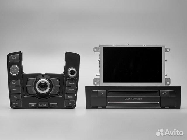 MMI 3G plus для Audi Q7, А6 c6